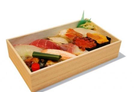 寿司用折箱